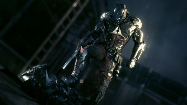 Arkham Knight_vs_Batman