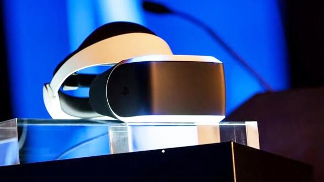 project morpheus virtual reality