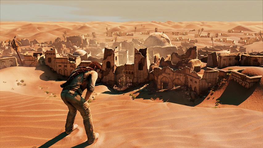 uncharted 3 woestijn