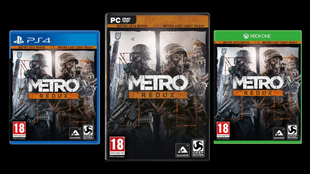 metro redux all covers