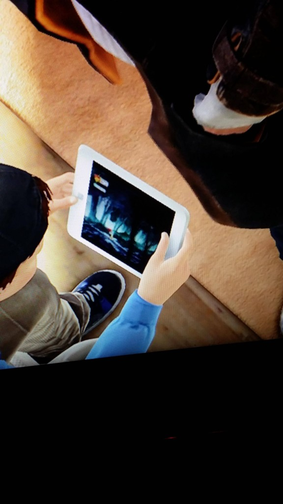 watch dogs easter egg child of light