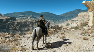 Metal Gear Solid V screenshot