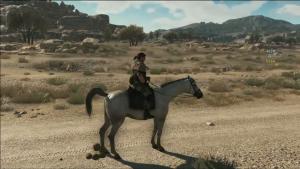 Paard Metal Gear Solid