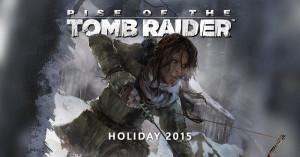 Rise of the Tomb Raider Lara wallpaper