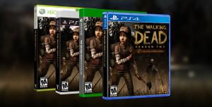 The Walking Dead retail
