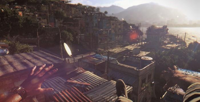 Een afbeelding van de game Dying Light